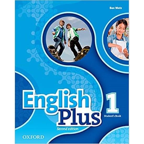 English Plus 1 - Student's Book