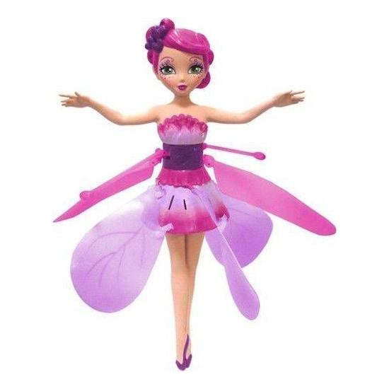 Princess Uçan Peri Hareket Sensörlü Sihirli Flying Fairy HJ8088