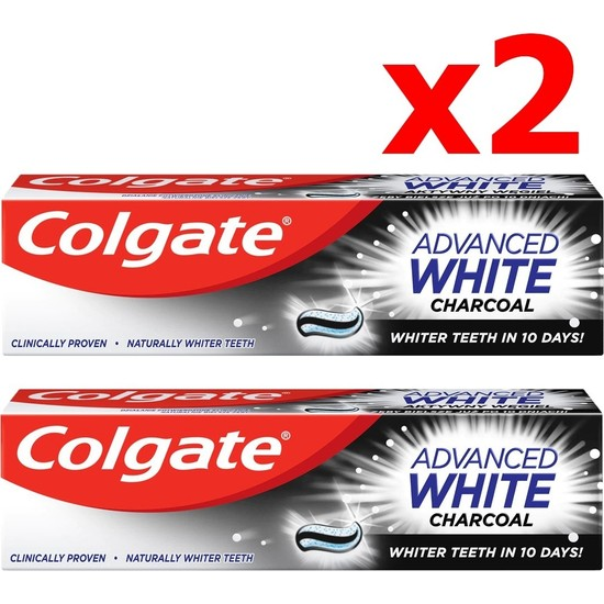 Colgate Advanced 75 ml x 2 Adet