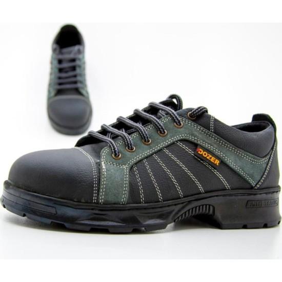 DOZER SHOES Çelik Burunlu Iş Ayakkabısı Su Geçirmez Terletmez ( JaguarSiyah))