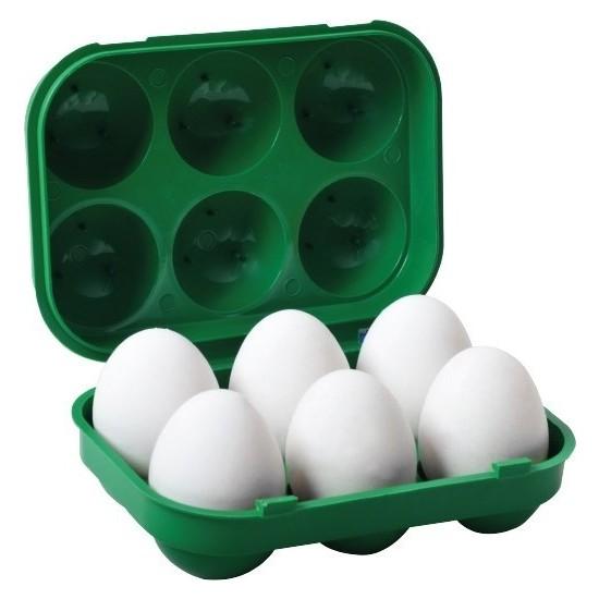 Nurgaz Ng Ysk 6 Lı Yeşil Yumurta Saklama Kabı OC600