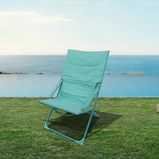Evinizin Atölyesi Şezlong,bahçe Sandalyesi,bahçe Koltuğu,koltuk,sandalye