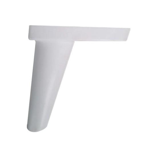 PVC Burada 10'lu Köşe Ayak 14 cm Tv Ünitesi, Çok Amaçlı Mutfak Dolabı, Mobilya Ayağı