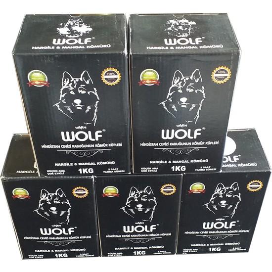 Wolf Nargile 5 Kg Nargile Ve Mangal Kömürü