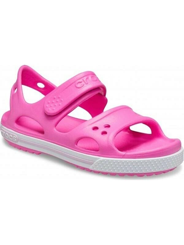 Crocs Sandalet 14854-6QQ Electrıc Pınk Terlik 23-35