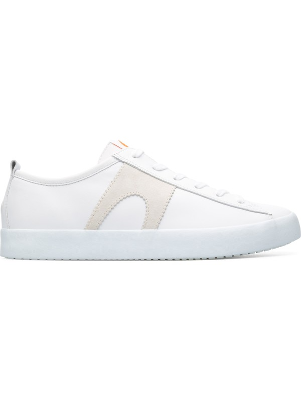 Camper Erkek Günlük Ayakkabı K100518-017 Imar Copa Beyaz