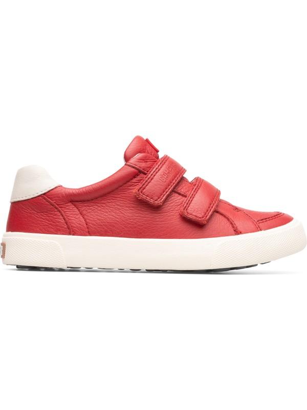 Camper K800336-004 Kırmızı Çocuk Ayakkabı