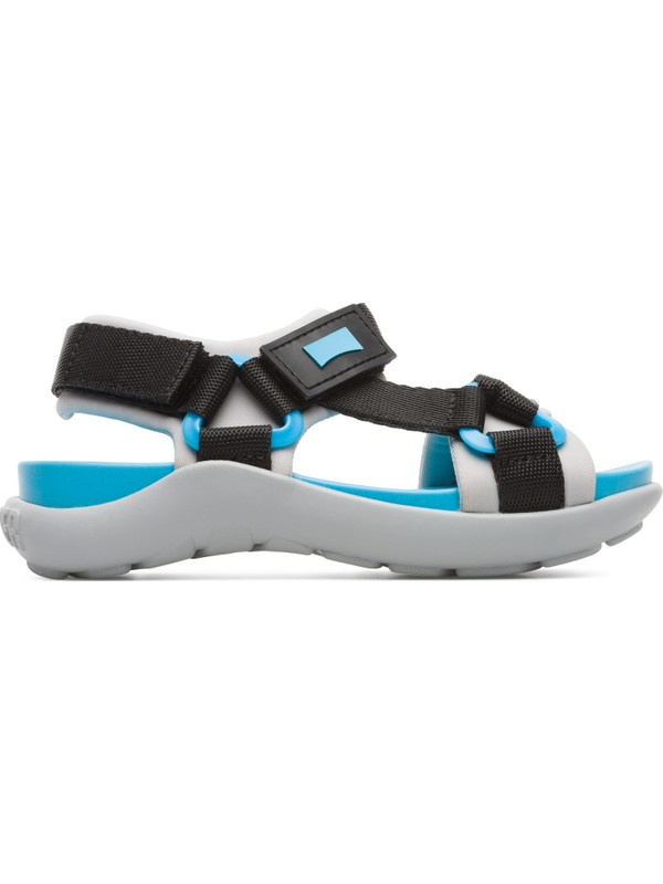 Camper K800360-002 Siyah Çocuk Sandalet