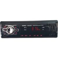 Navimex Dimex 6604 Çift Usb Bluetooth Aux Girişi Kumandalı Oto Teyp