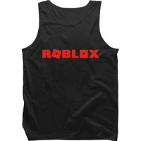 Fandomya Roblox Siyah Askılı Atlet