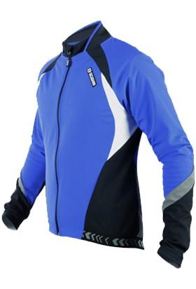 Sobike Aurora Rüzgar Geçirmez Ceket Mavi