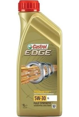 Castrol Edge 5W-30 LL 1 Litre Motor Yağı ( Üretim Yılı: 2020 )