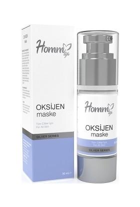 Homm Life Oksijen Maske 30 ml Ürün Kodu: Sl 4046