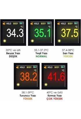 Prexıso Pıt3 Ateş Ölçer Termometre
