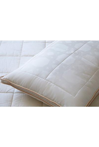 Soft Cotton Yün Yastık Krem 50*70 cm