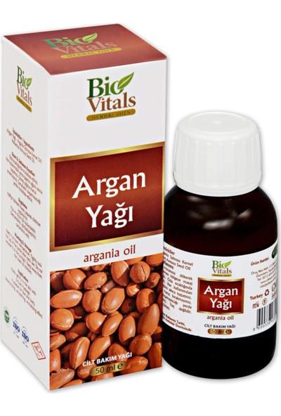 Bio Vitals Argan Yağı 50ML