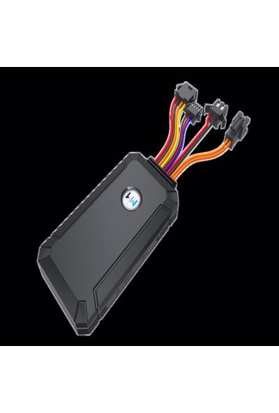 Wanwaytech 3g GS05 Uzaktan Motor Blokajlı Araç Takip Cihazı