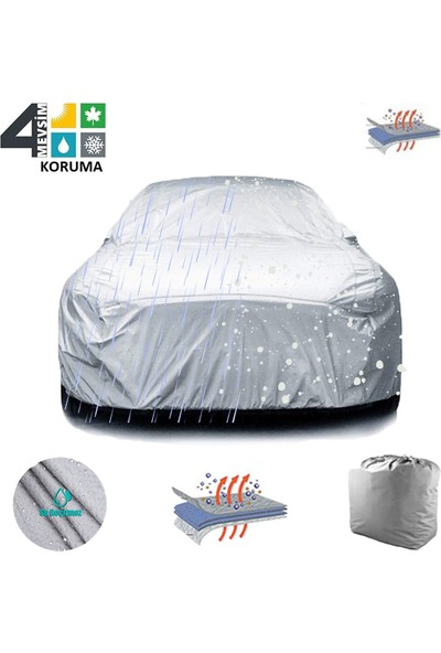 Car Shell Car Shell Daihatsu Materia 1,5 (103HP) 2008 Model Araba Brandası