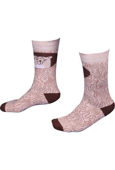 Erkek The Socks Company Peg Leg Erkek Çorap 15KDCR116E