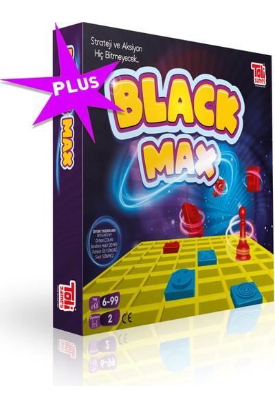 Toli Games Blackmax Plus Strateji & Aksiyon Zeka Oyunu