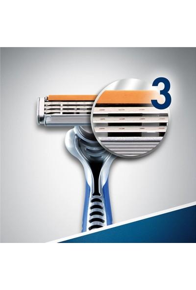 Gillette Blue 3 Simple 4'lü Poşet 646