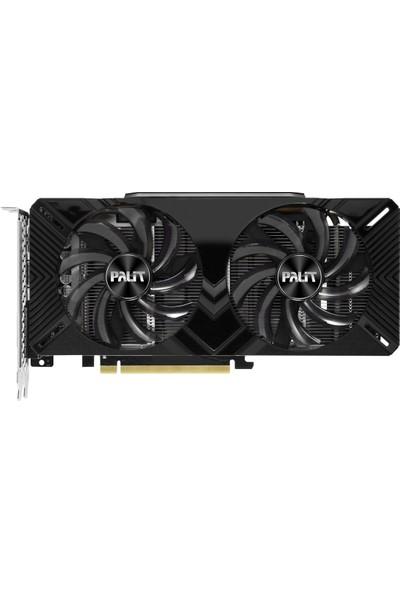Palit Nvidia Geforce RTX2060 Dual Oc 6gb 192BIT (DX12) Pcı-E 3.0 X16 Gddr6 Ekran Kartı NE62060018J9-1160A-1