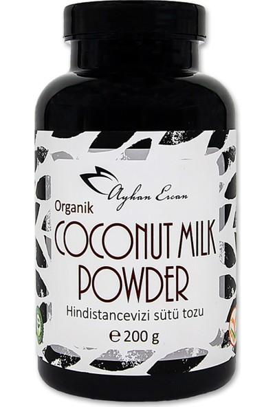 Ayhan Ercan Organik Hindistan Cevizi Sütü Tozu 200 G