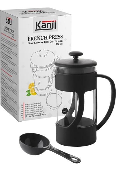 Kahve Dünyası 250 gr Filtre Kahve + 350 ml Kanji French Press