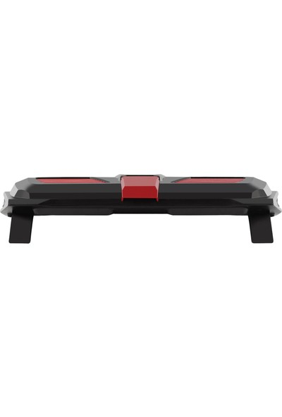 MF Product Strike 0619 Işıklı Gaming Laptop Soğutucu Siyah