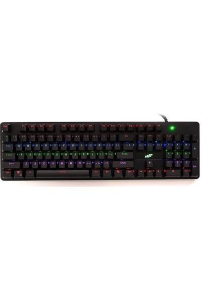 MF Product Strike 0565 Kablolu RGB Gaming Gerçek Mekanik Klavye