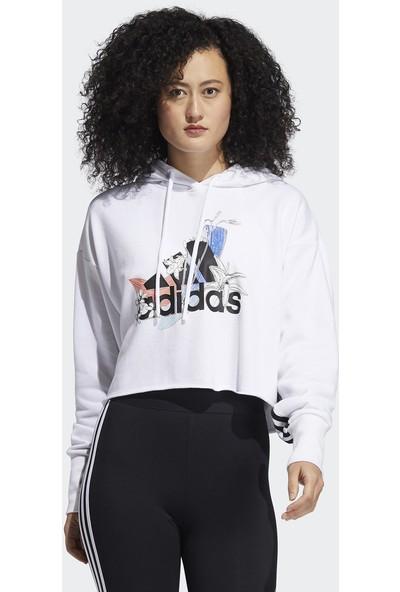 Adidas Kadın Sweat GJ6546