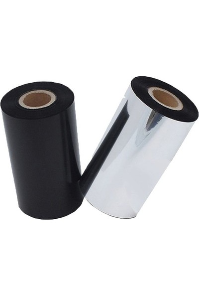 On Roll Paper 80 mm x 300 M Resin Ribon (6 Rulo)