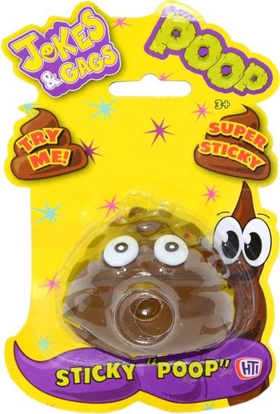 Squıshy Super Stıcky Poop Yumuşak Try Me