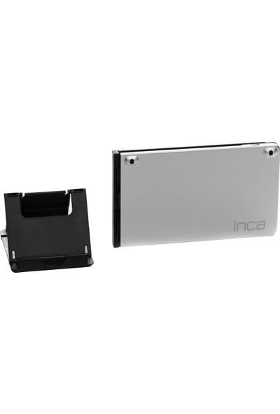 Inca IBK-579BT Katlanabilir Şarjlı Bluetooth Klavye