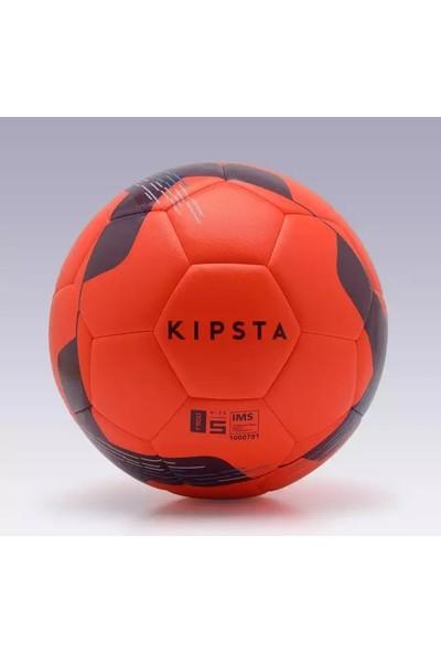 Kipsta 5 Numara Turuncu Mavi Hibrit Futbol Topu F500