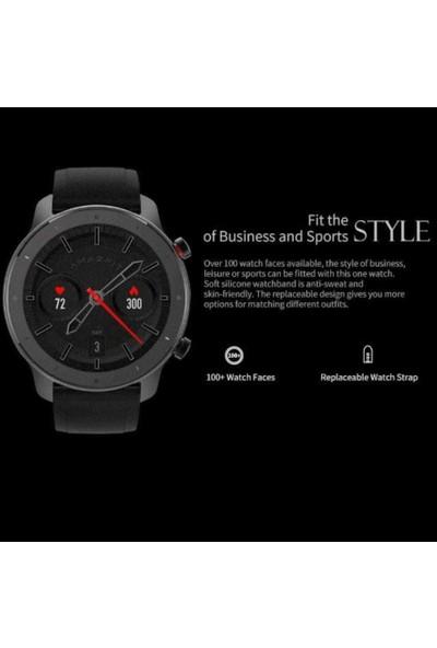 Amazfit A1922 Gtr Lite 47 mm Siyah Akıllı Saat