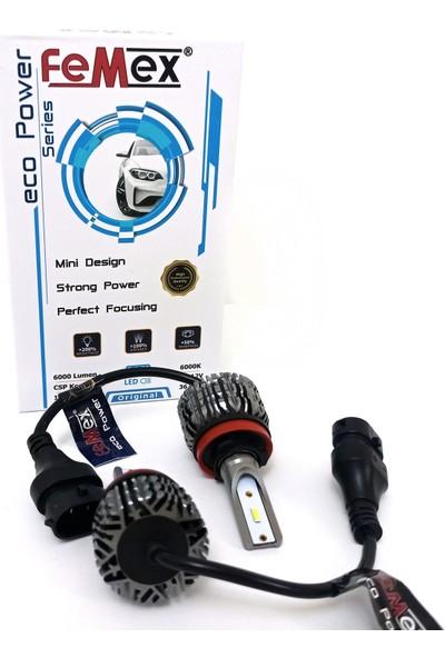 Femex Bmw F20 1 Seri LED Xenon Sis Far Aydınlatma Ampulu Femex Eco Power