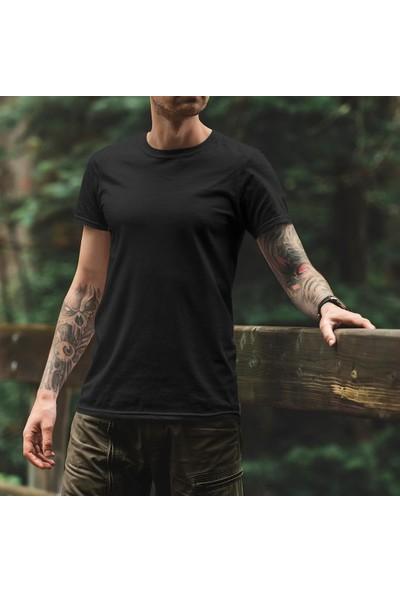 Fandomya Anadolu Replikleri Hokkabaz Siyah Tişört