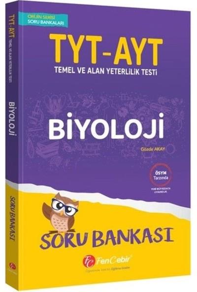 Fencebir Yayınları TYT AYT Biyoloji Soru Bankası Orijin Serisi Yeni