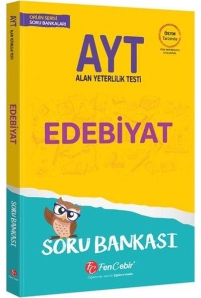 Fencebir Yayınları AYT Edebiyat Soru Bankası Orijin Serisi Yeni