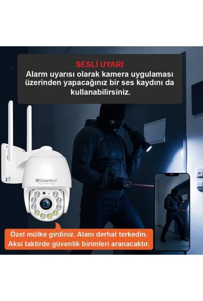 Greentech GT-IP311 2mp Dış Mekan Ip Kamera