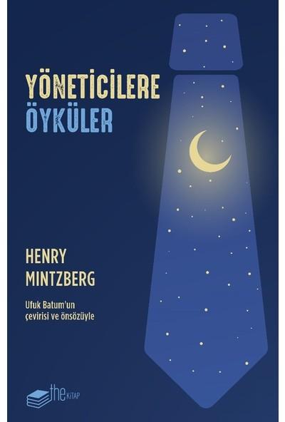 Yöneticilere Öyküler - Henry Mintzberg