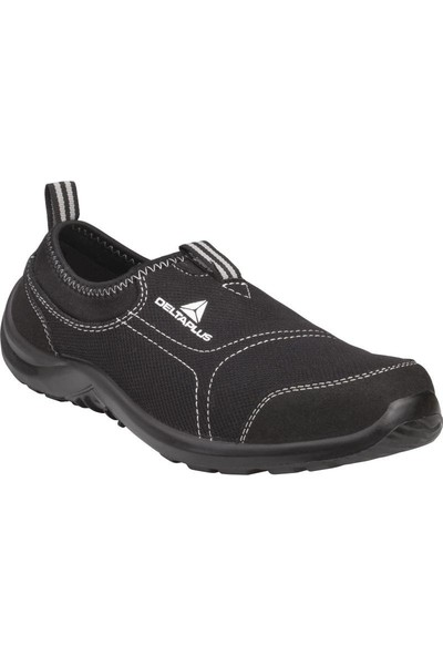 Delta Plus Miami S1P Src Siyah Çelik Burun Iş Ayakkabısı