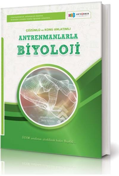 Antrenmanlarla Biyoloji Örnek Çözümlü ve Konu Anlatımlı