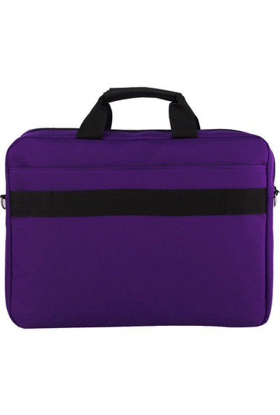 """Beutel 15.6"""" Evrak Notebook Laptop Çantası Mor"""