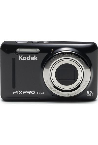 Kodak Pixpro FZ53 Siyah 16MP 5x Optik Zoom Dijital Fotoğraf Makinesi