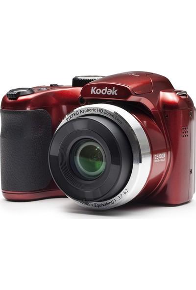 "Kodak Pixpro Astro Zoom AZ252-RD 16MP 25X Optik Zoom 3"" LCD Dijital Fotoğraf Makinesi"