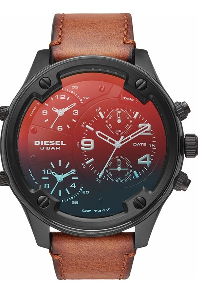 Diesel Boltdown Kronograf Erkek Kol Saati