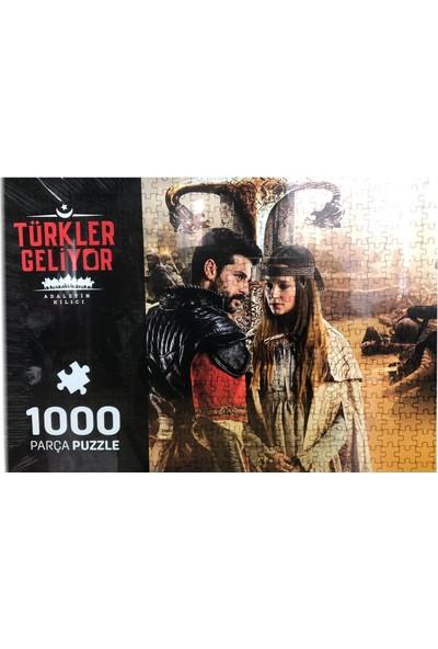 Bozdağ Türkler Geliyor Puzzle 1000 Parça