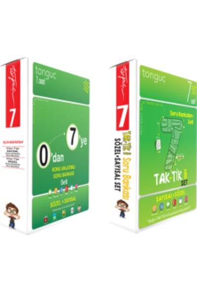 Tonguç Akademi Yayınları 7. Sınıf 2'li Fırsat Seti(0'dan 7-Taktikli)